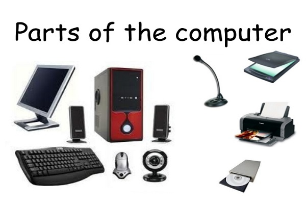 Computer Parts Scroll Computers